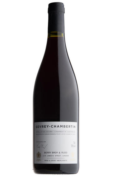 2017 Berry Bros. & Rudd Gevrey-Chambertin by Rossignol-Trapet, Burgundy