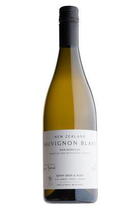 2017 Berry Bros. & Rudd New Zealand Sauvignon Blanc by Churton Wines