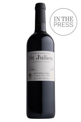 2017 Berry Bros. & Rudd St Julien by Château Léoville Las Cases, Bordeaux