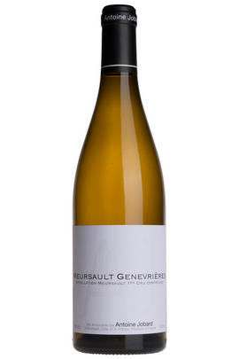 2017 Meursault, Genevrières, 1er Cru, Domaine Antoine Jobard, Burgundy