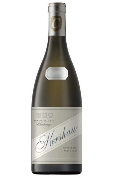 2017 Richard Kershaw, Deconstructed Chardonnay, Bokkeveld Shale, CY95, Elgin, South Africa