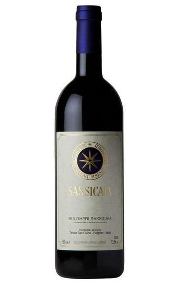 2017 Sassicaia, Tenuta San Guido, Bolgheri Sassicaia, Tuscany, Italy