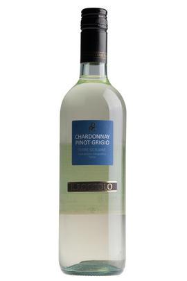 2017 Chardonnay & Pinot Grigio, Il Roccolo, Natale Verga, Abruzzo, Italy