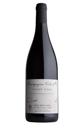 2017 Berry Bros. & Rudd Bourgogne Côte d'Or Pinot Noir by Benjamin Leroux
