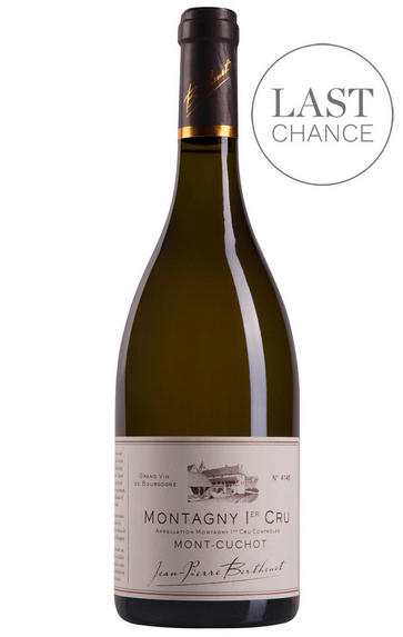 2017 Montagny, Mont-Cuchot, 1er Cru, Domaine Berthenet, Burgundy