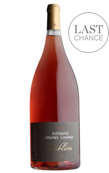 2017 Trublion Rosé, Domaine Michel Lafarge, Burgundy