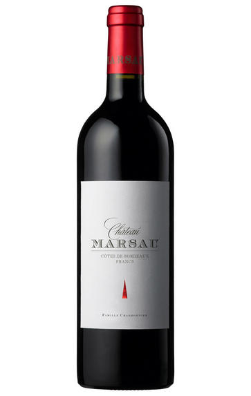 2017 Château Marsau, Francs - Côtes de Bordeaux