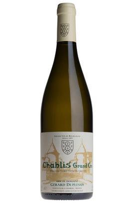 2017 Chablis, Vaugiraut, 1er Cru, Domaine Gérard Duplessis, Burgundy