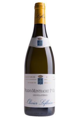 2017 Puligny-Montrachet, Les Folatières, 1er Cru, Domaine Olivier Leflaive