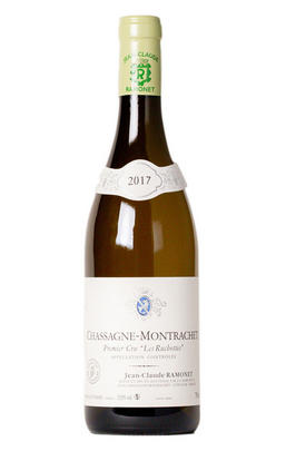 2017 Chassagne-Montrachet Ruchottes, 1er Cru, Domaine Jean-Claude Ramonet