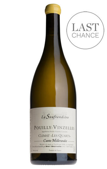 2017 Pouilly-Vinzelles, Quarts, Cuvée Millerandée, Soufrandière Bret Bros