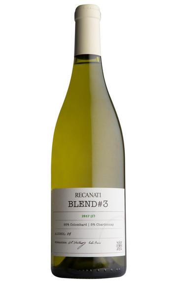 2017 Recanati Winery, Blend #3, Kfar Tavor Vineyard, Lower Galilee, Israel