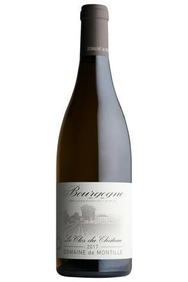 2017 Bourgogne Blanc, Clos-du-Château, Domaine de Montille, Burgundy