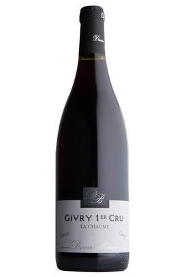 2017 Givry Rouge, La Chaume, 1er Cru, Domaine Danjean-Berthoux, Burgundy