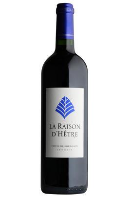 2017 La Raison d'Hêtre, Côtes de Castillon