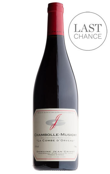 2017 Chambolle-Musigny, La Combe d'Orveaux, Domaine Jean Grivot, Burgundy