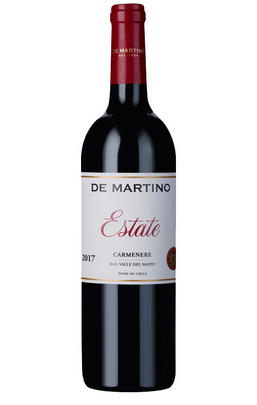 2017 De Martino, Estate, Carménère, Maipo Valley, Chile