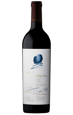 2017 Opus One, Napa Valley, California, USA
