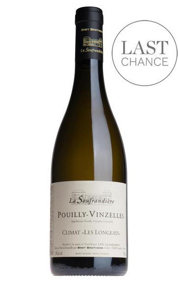 2017 Pouilly-Vinzelles, Les Longeays, Dom. de la Soufrandière, Bret Bros