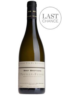 2017 Pouilly-Fuissé, Au Vignerais, Dom. de la Soufrandière, Bret Bros