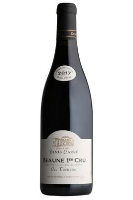 2017 Beaune 1er Cru, Les Tuvilains, Domaine Denis Carre, Burgundy