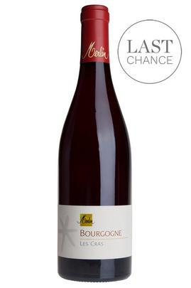 2017 Bourgogne Rouge, Les Cras, Olivier Merlin, Burgundy