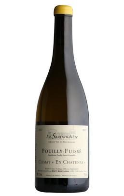 2017 Pouilly-Fuissé, En Chatenay, Dom. de la Soufrandière, Bret Bros, Burgundy