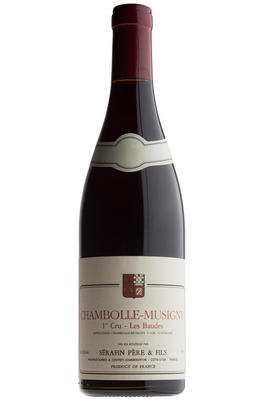 2017 Chambolle-Musigny, Les Baudes, 1er Cru, Domaine Christian Sérafin