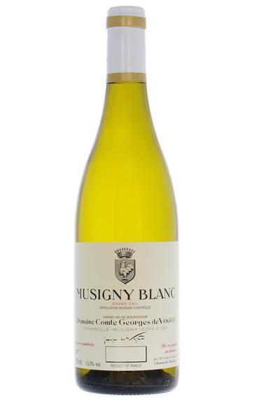 2017 Musigny Blanc, Grand Cru, Domaine de Vogüé, Burgundy