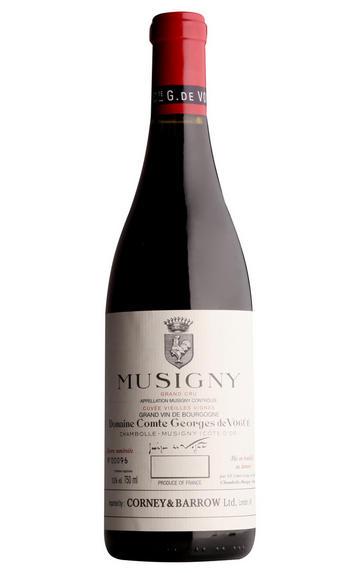 2017 Musigny Rouge, Grand Cru, Vieilles Vignes, Domaine Comte Georges de Vogüé, Burgundy