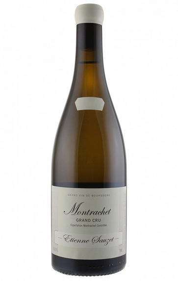 2017 Montrachet, Grand Cru, Etienne Sauzet, Burgundy