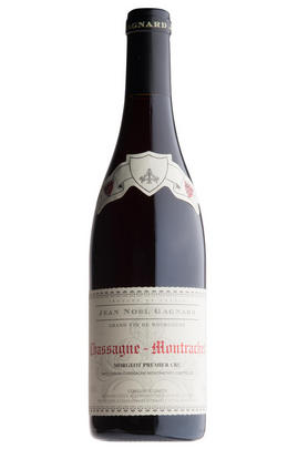 2017 Chassagne-Montrachet Rouge, Morgeot 1er Cru, Caroline l'Estimé, Gagnard