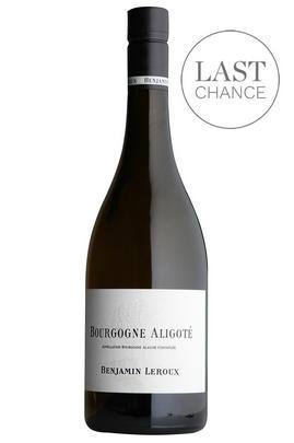 2017 Bourgogne Aligoté, Benjamin Leroux, Burgundy