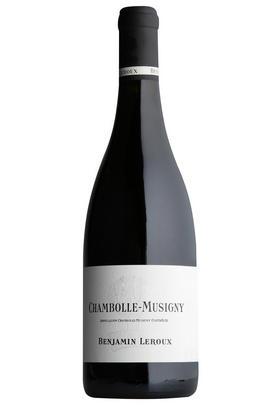 2017 Chambolle-Musigny, Les Amoureuses, 1er Cru, Benjamin Leroux