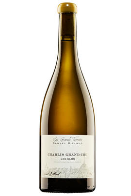 2017 Chablis, Les Clos, Grand Cru, Samuel Billaud, Burgundy