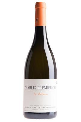 2017 Chablis, Les Butteaux, 1er Cru, Domaine Eleni & Edouard Vocoret