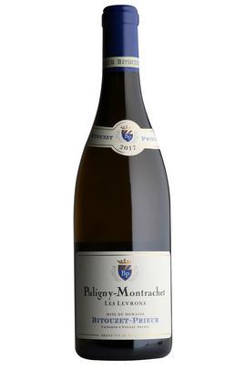 2017 Puligny-Montrachet, Les Levrons, Domaine Bitouzet-Prieur, Burgundy