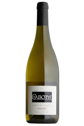 2017 Côtes du Rhône Blanc, Colline, Domaine la Cabotte
