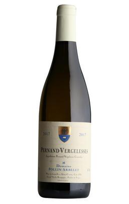 2017 Pernand-Vergelesses Blanc, Domaine Follin-Arbelet, Burgundy