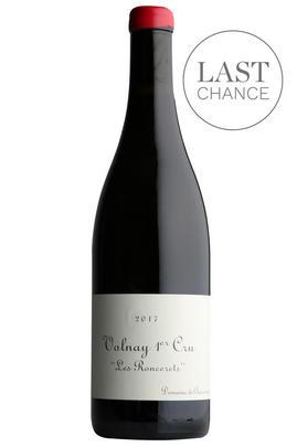 2017 Volnay, Les Roncerets, 1er Cru, Domaine de Chassorney, Burgundy
