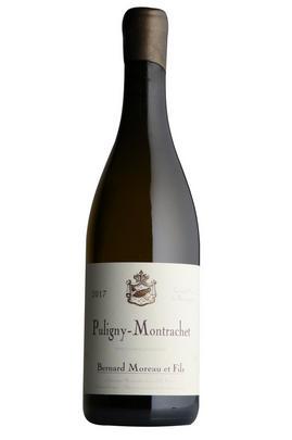 2017 Puligny-Montrachet, Domaine Bernard Moreau, Burgundy
