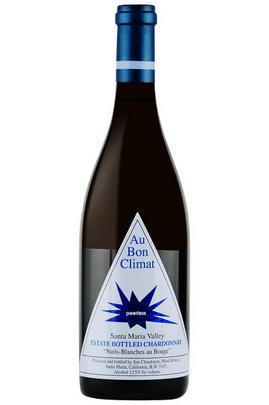 2017 Au Bon Climat, Nuits-Blanches au Bouge, Chardonnay, Santa Maria Valley, California, USA