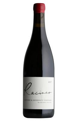 2017 Racines Wines, Sanford & Benedict, Pinot Noir, Santa Rita Hills, USA