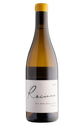 2017 Racines Wines, Chardonnay, Santa Rita Hills, California, USA