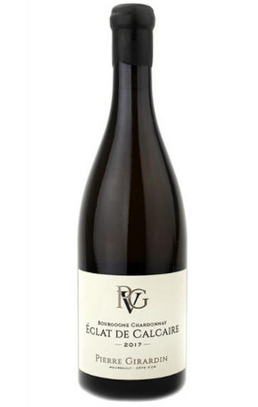 2017 Bourgogne Blanc, Eclat de Calcaire, Pierre Girardin, Burgundy