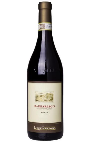 2017 Barbaresco, Asili, Luigi Giordano, Piedmont, Italy