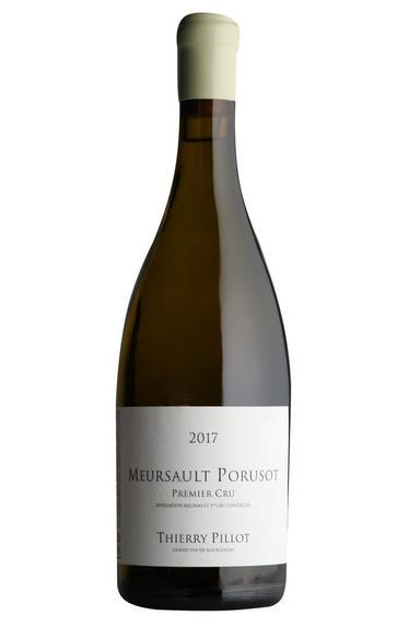 2017 Meursault, Lez Poruzots, 1er Cru, Thierry Pillot, Burgundy