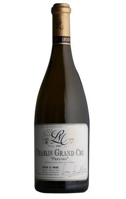 2017 Chablis, Preuses, Grand Cru, Lucien Le Moine, Burgundy