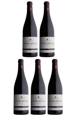 2017 Domaine Stéphane Ogier, Sélection de Lieux Dits, 5-Bottle Mixed Case