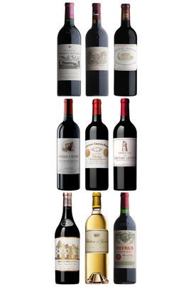 2017 Duclot Bordeaux Premier Cru, Nine-bottle Assortment Case